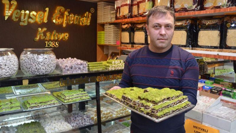 Eşsiz lezzetler inanılmaz fiyatlara: Piyasada 140, Veysel Efendi'de 80 lira!