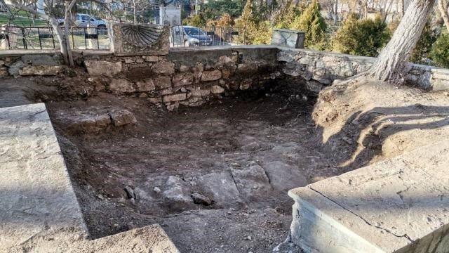 Anadolu Selçuklu hükümdarı 1. Kılıçarslan'ın kayıp mezarı bulundu