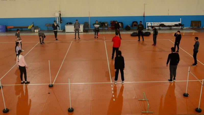 Elbistan Belediyesi ücretsiz spor akademi kurslarını başlattı