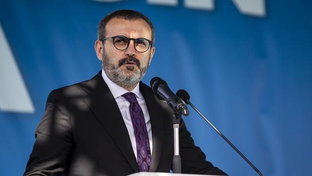 Mahir Ünal: CHP, dönüp HDP'ye 'terörle arana mesafe koy' diyemiyor