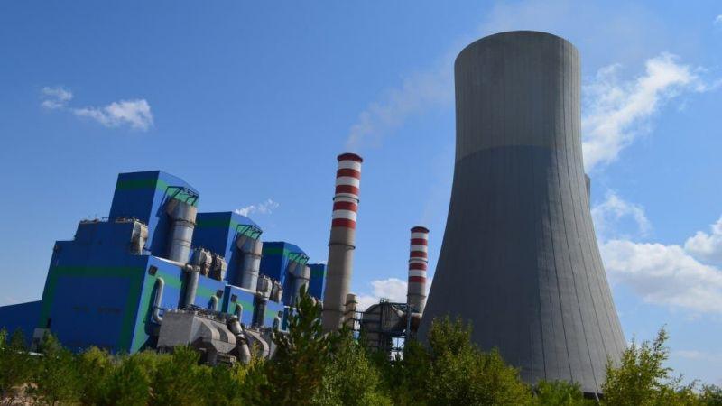 Afşin Elbistan B Termik Santralinde enerji üretimi durdu