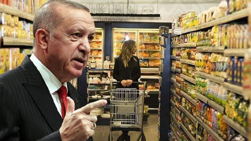 Erdoğan'dan gıda fiyatlarındaki artışla ilgili net cevap