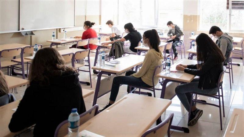 Elbistan'da görme engelli öğrencilerden DGS çağrısı