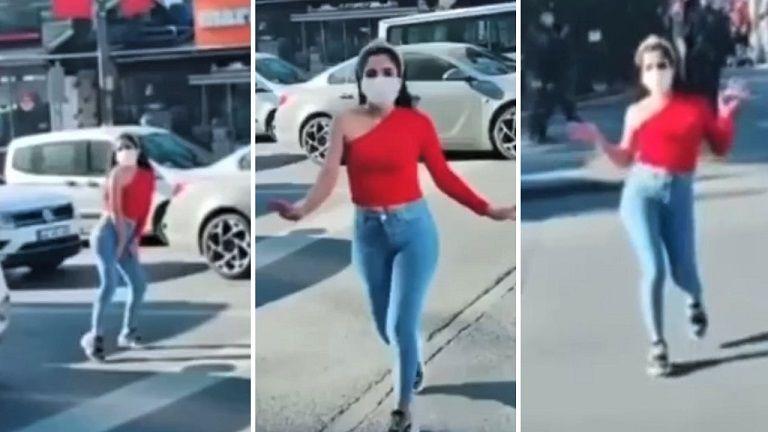 Kahramanmaraş'ta Kurtuluş Bayramı'nda twerk dansı tepki çekti
