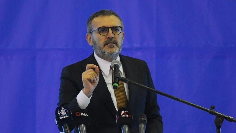 Mahir Ünal: Kılıçdaroğlu PKK'ya tek kelime edemiyor
