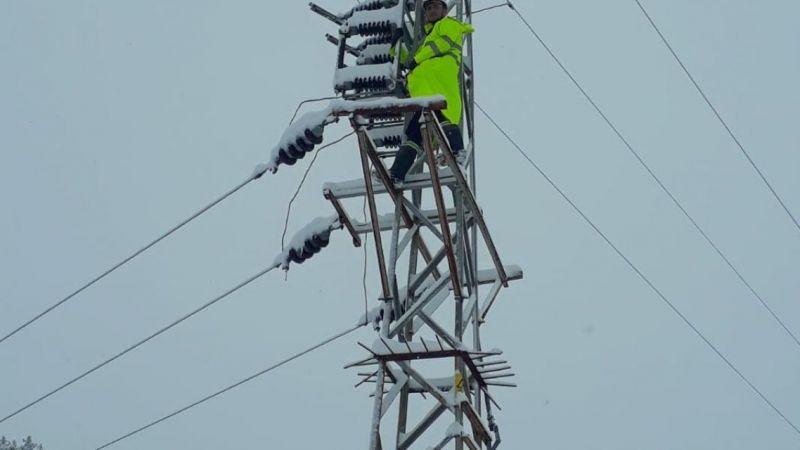 Elbistan'da elektrik arızaları anında giderildi