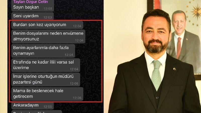 Başkan Gürbüz'den İYİ Parti'li meclis üyesine suç duyurusu
