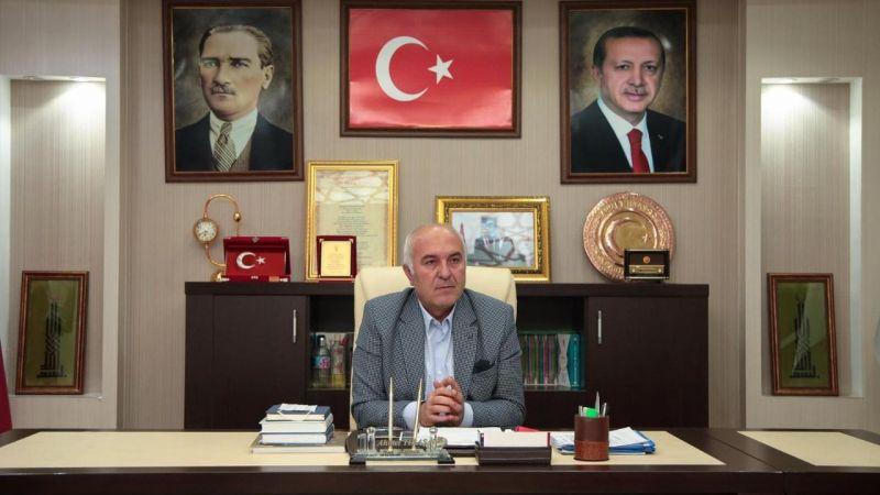 Başkan Ahmet Tıraş'tan kandil mesajı