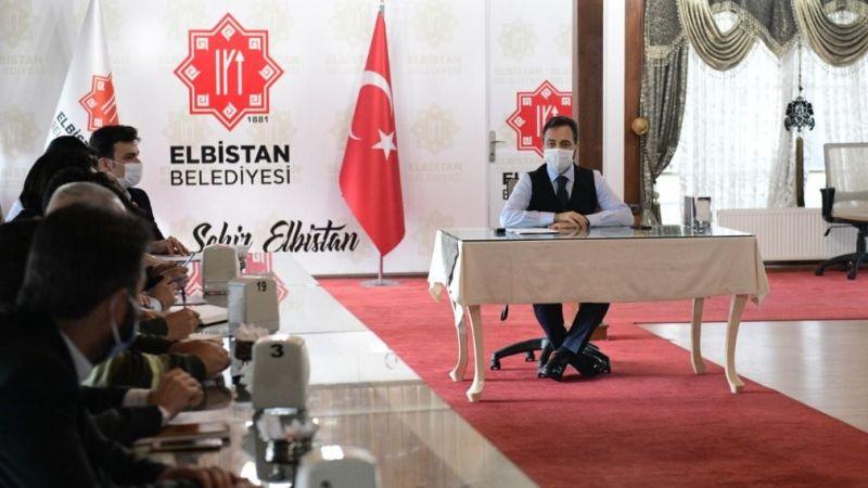 Başkan Gürbüz: Elbistan'ın yol sorunu kalıcı olarak son bulacak
