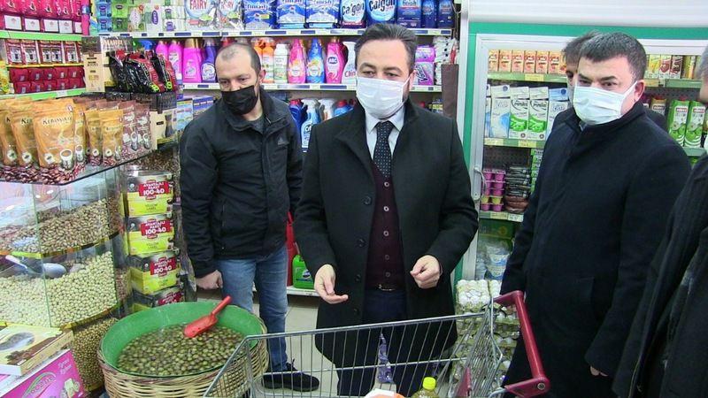 Elbistan'da 'Esnafımın Yanındayım' kampanyası başlatıldı