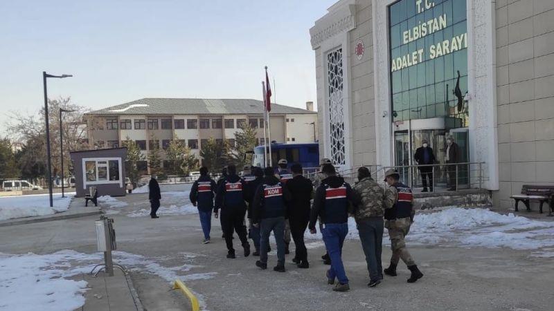 Elbistan'da uyuşturucu operasyonu: 3 kişi tutuklandı
