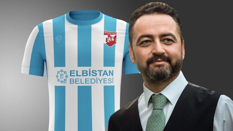 Başkan Gürbüz: Elbistanspor'a 63 bin TL destek sağladık