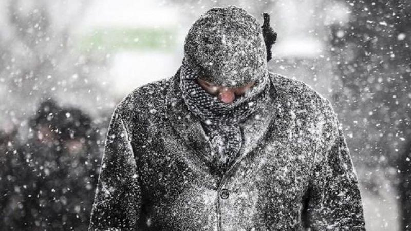 Meteoroloji ve AKOM uyardı: Elbistan'da sağanak kar yağışı bekleniyor