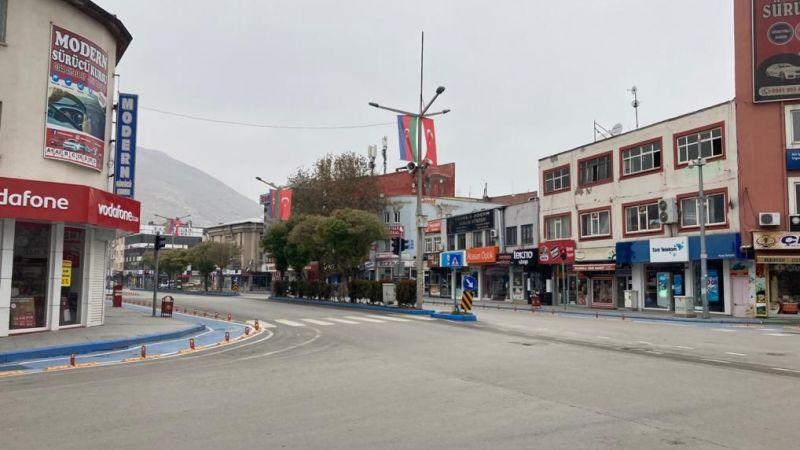 Elbistan'da sokağa çıkma kısıtlaması başlıyor: Nereler açık olacak?