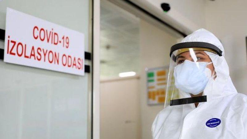 Elbistan'da koronavirüs vaka sayılarında korkutan artış