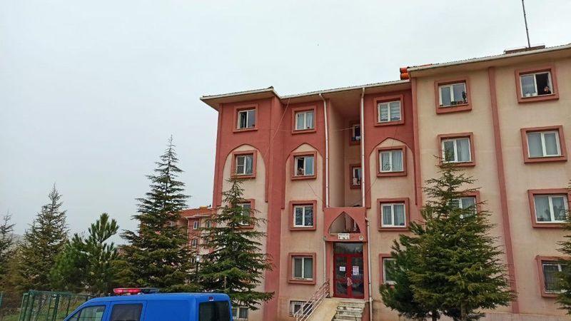 TOKİ konutlarında 8 daire karantinaya alındı