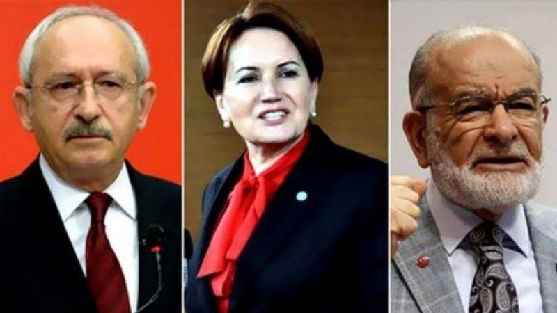 CHP, İYİ Parti ve Saadet Partisi, Türk milletine atılan 'soykırım' iftirasına karşı sessiz