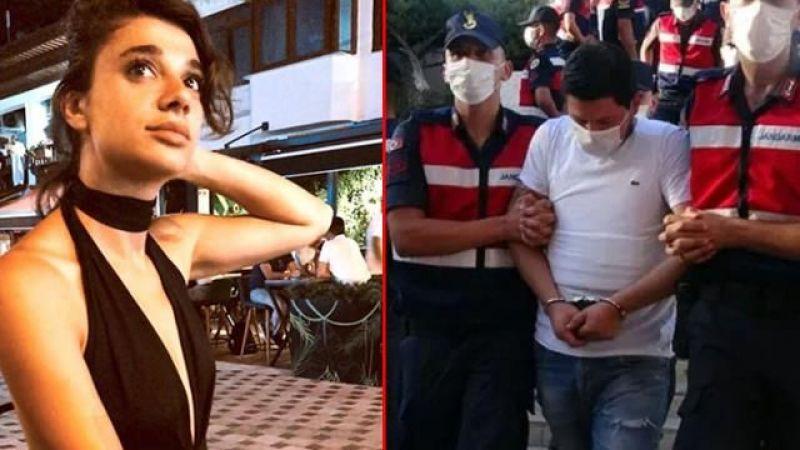 Pınar Gültekin'i öldüren cani: Benimle zorla birlikte olan bir eskorttu