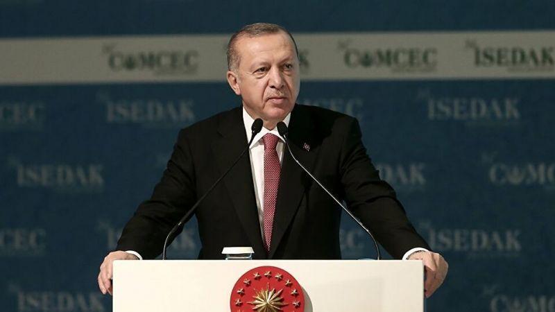 Cumhurbaşkanı Erdoğan: Esnafa 3'er ve 5'er bin TL'lik hibe desteği verilecek