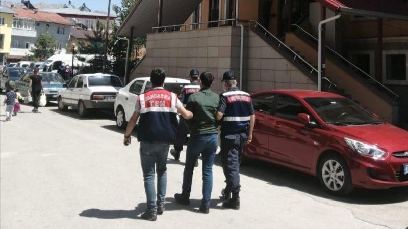 Kesinleşmiş cezası olan FETÖ firarisi yakalandı