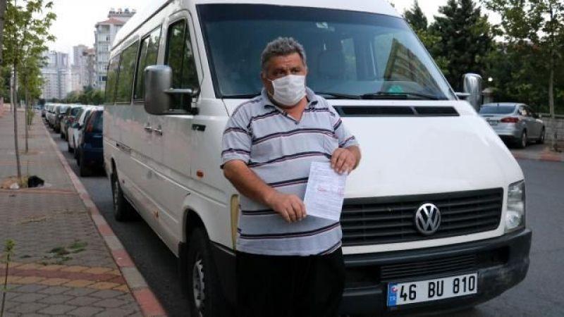 Vatandaşa zulüm: Aracını evinin önüne park etti diye ceza yedi