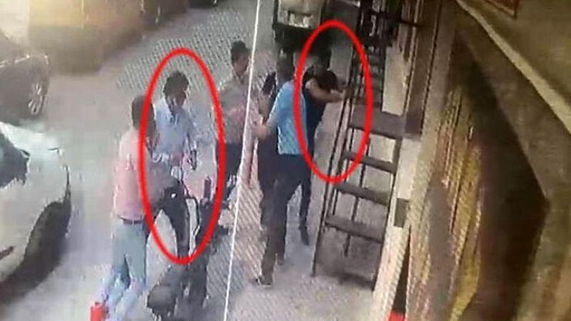 Belediye başkan yardımcısına büyük şok: Satırla saldırı!