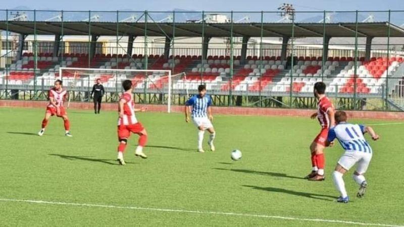 Nihayet kazandık: Elbistanspor rakibini 2-1 yendi!