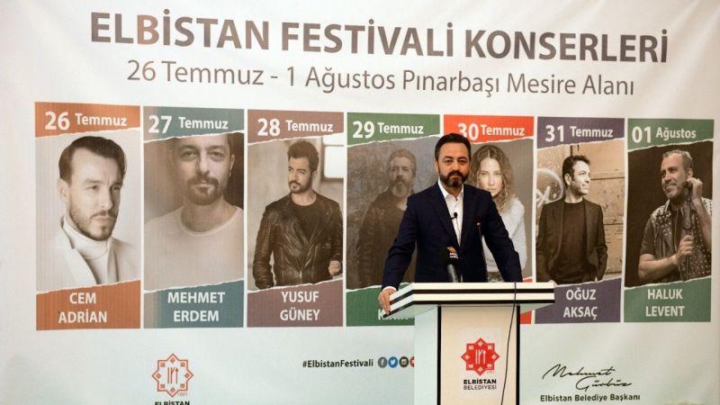 Tatile gitmenize gerek yok: Elbistan'da Türkiye'nin en büyük müzik festivali düzenleniyor