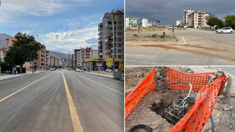 Elbistan'da Türk Telekom ve ARMADAŞ'ın altyapı çalışması böyle çarpıtıldı