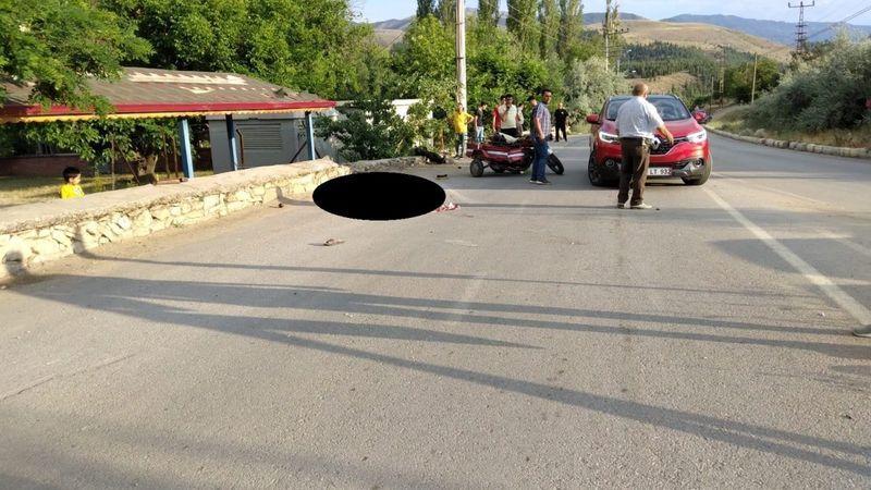 Ekinözü'ndeki motosiklet kazasında hayatını kaybedenlerin sayısı 3'e yükseldi