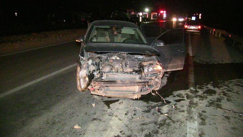 Elbistan'daki trafik kazalarında 4 kişi yaralandı
