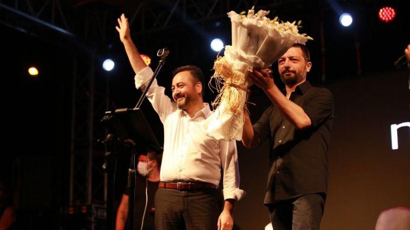 Mehmet Erdem, Elbistan Festivali'nde sahne aldı