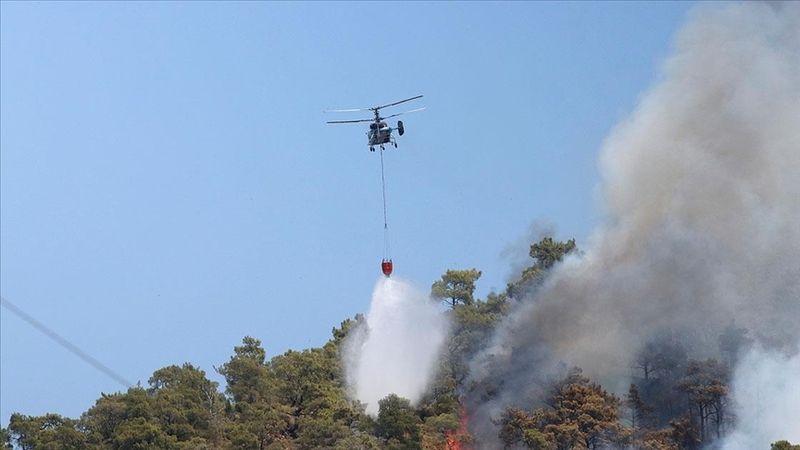Ülke genelinde 111 yangın kontrol altına alındı