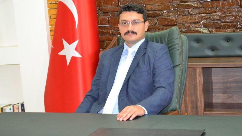Nurhak Kaymakamı Akgül'e yeni görev!