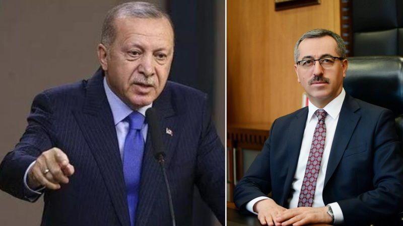 Cumhurbaşkanı Erdoğan talimat verdi: Büyükşehir Belediyesi yakın markaja alındı!