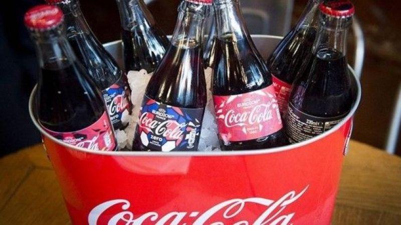 Coca Cola'dan yeni zam: 2.5 litre kola 10 TL oldu!