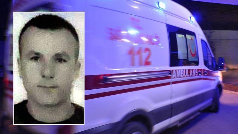 Elbistan'da cinayet: 35 yaşındaki adam evinin bahçesinde öldürüldü!