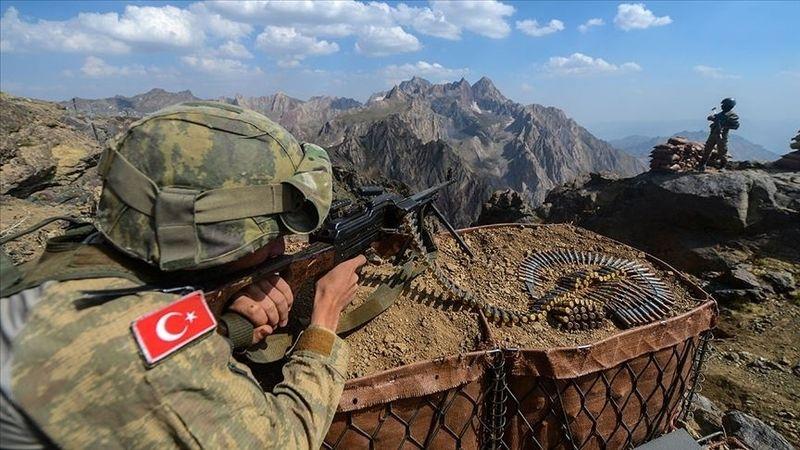 Pençe Yıldırım operasyonunda 12 terörist gebertildi