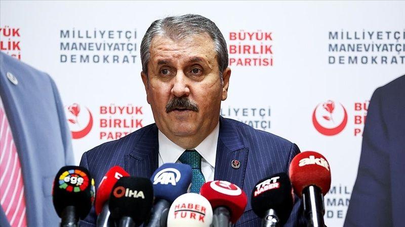 Destici: Selahattin Demirtaş bir teröristtir, PKK'lıdır, PYD'lidir