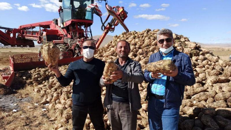 Elbistan'da teknolojik aletlerin yaygınlaşması üretimi artırdı