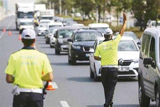 Gaziantep'te 569 araç sürücüsüne para cezası