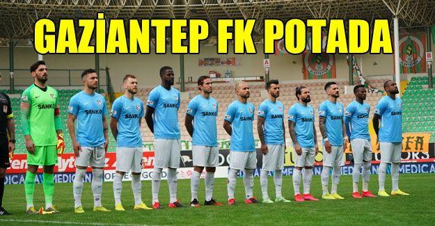 Gaziantep FK, düşme potasında!