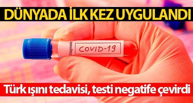 Türk Doktorları Corona Virüsü 'Türk Işını'yla Tedavi Edecek