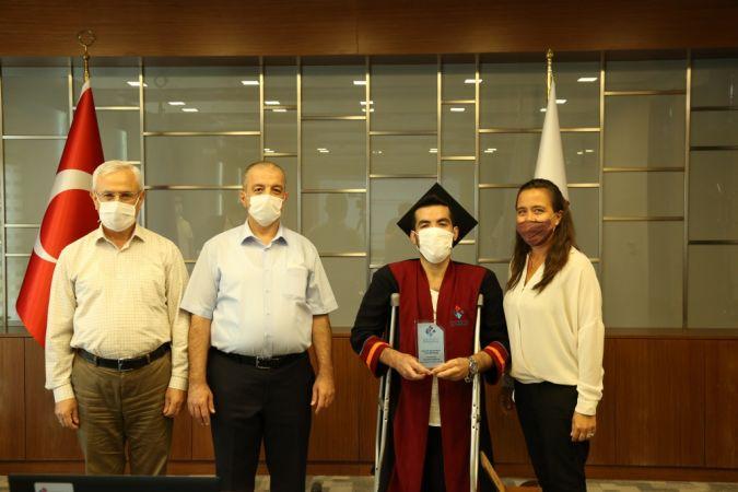 HKÜ Öğrencisinin Uluslararası Başarısı