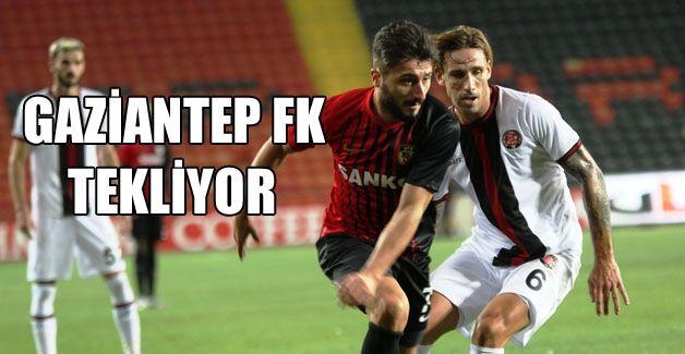 GAZİANTEP FK TEKLİYOR!
