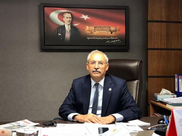 CHP'Lİ KAPLAN'DAN 10 KASIM MESAJI