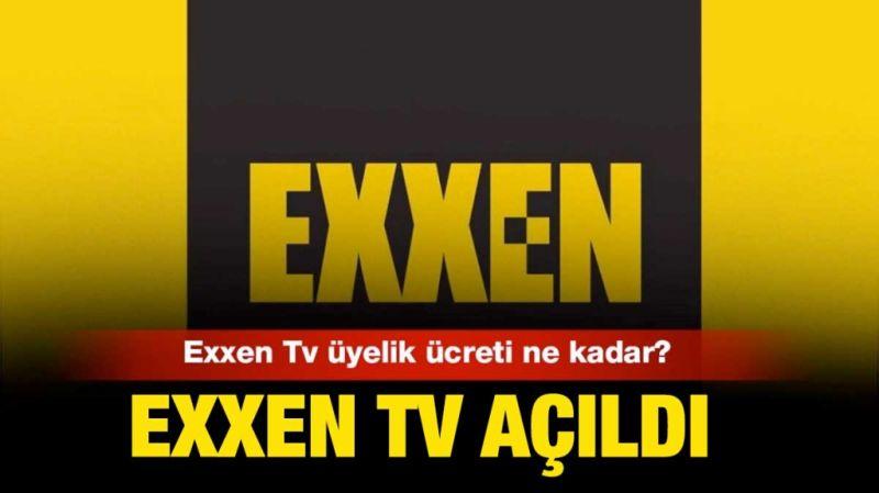 Exxen ne zaman açılıyor? EXXEN üyelik ücreti belli oldu! Acun'un yeni dizi ve içerik platformu...Exxen'e Nasıl Üye Olunur...