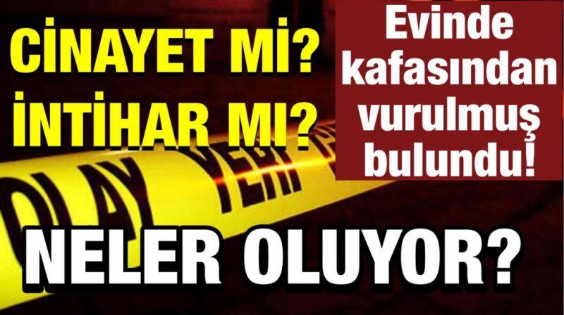 Son Dakika! Gaziantep'te kadın cinayeti mi? Gaziantep'te bir kadın silahla kafasından vurulmuş halde bulundu!