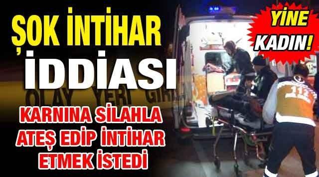 Son Dakika...Gaziantep'te Gaziantep'te Bir Kadın İntihara Kalkıştı... Kan donduran olay... Kadın cinayetlerine kim dur diyecek!... Bebeğinin yanında kanlar içinde bulundu.....