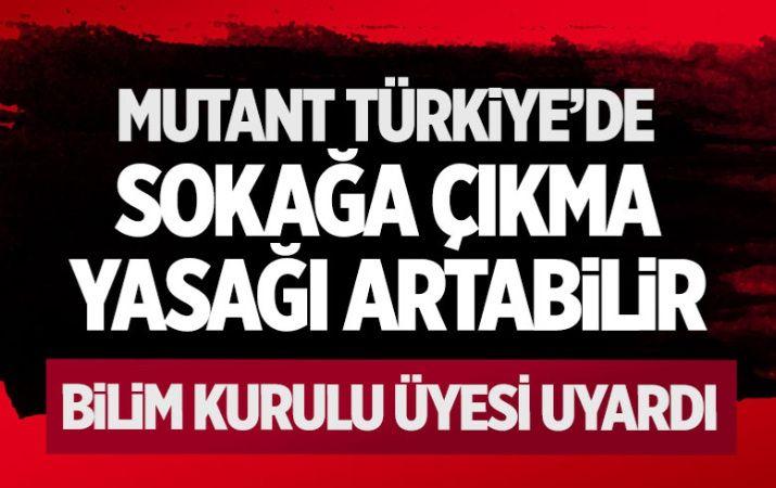 Türkiye'de mutasyonlu koronavirüs var ama paniğe gerek yok! Bilim Kurulu üyesi: İki kere önlem alın